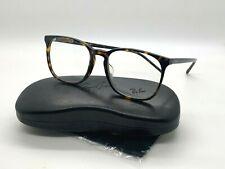 NEW Ray Ban Eyeglass Frames RB 5387 2012 TORTOISE 54-18-150MM DEMO LENSES/CASE