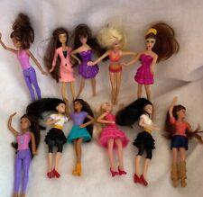 Vintage 2000 Barbie Doll McDonald's Happy Meal Toy Figures