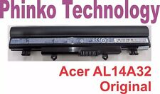 NEW Original Battery for Acer Aspire E5-511 E5-521 V3-472 V3-572G E1-571 AL14A32