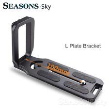 Quick Release L Plate Bracket Grip For NIKON D7500 D7200 D7100 D7000 D5600 D750