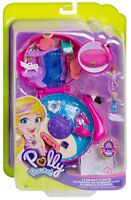 Polly Pocket Flamingo Floatie Compact Stick Dolls Accessories New 2018 Mattel