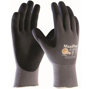 MaxiFlex Ultimate Handschuhe Arbeitshandschuhe Montagehandschuhe Nitril Gr.5-12