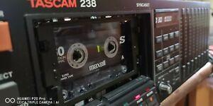 Calibration Audio Cassette Tape - Levels - Track Alignment -Full Track Recording