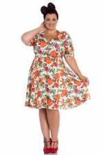 All Seasons Retro Short Sleeve Dresses for Women