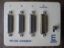 E Systems, Berkeley -  RS-232 GangBox (3 input, 1 output)