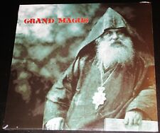 Grand Magus: S/T ST Self Titled Same LP Vinyl Record 2014 Rise Above UK NEW