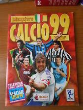 album figurine CALCIO MERLIN'S CALCIO '99 non completo sono presenti191 figurine