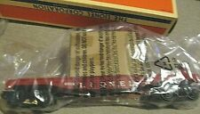 2010 - LIONEL FLAT CAR WITH TRANSFORMER # 6818- NEW IN BOX