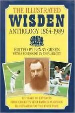 Illus Wisden Anthology 1864-89 by Bill Green (Hardback, 1989) FREE DELIVERY AU