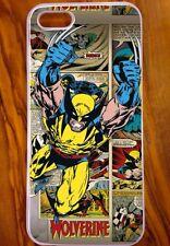 New IPhone 5/5s cover/case, cool retro design, Wolverine, X-men, marvel, comic