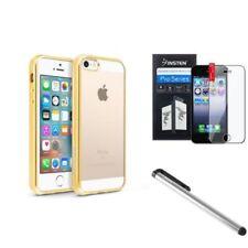 Fundas de color principal transparente de metal para teléfonos móviles y PDAs