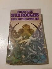 Back to the Stone Age by Edgar Rice Burroughs paperback 1978