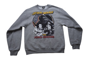 Star Wars Mens The Force Awakens Sweatshirt New S
