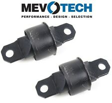 For Mazda 3 5 Pair Set of Rear to Frame Trailing Arm Bushings Mevotech MS40403