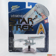 Star Trek Legends USS Enterprise NCC-1701 series 1 by Johnny Lightning - worn