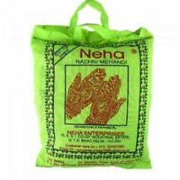 Natural Neha Mehandi Powder For Beautiful Body Tattoos Pure Herbal Heena 1 kg