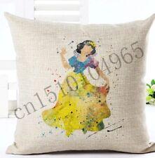 Disney Snow White Abstract Cushion Cover BN. 45x45cm. Xmas