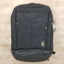 Nike Basketball Backpack With Laptop Compartment Black gold Unreleased  Sample 47672830db