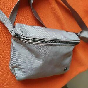 Lululemon Grey Go Lightly Belt Bag 3L