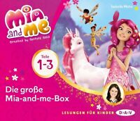 ISABELLA MOHN - DIE GROSSE MIA-AND-ME-BOX (TEI 3 CD NEW