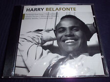 HARRY BELAFONTE Singer/Songwriter/Calypso/Folk CD 14 Tracks RAR+NEU+foliert!!!