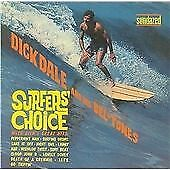 Dick Dale and His Del-Tones : Surfer's Choice CD (2006) FREE Shipping, Save £s