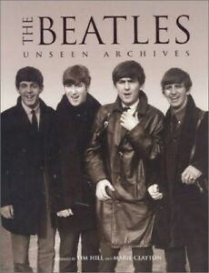 Beatles (Unseen Archives) Book The Fast Free Shipping