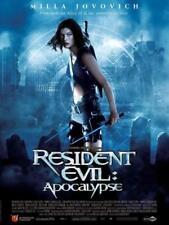 RESIDENT EVIL Apocalypse Affiche Cinéma 53x40 Movie Poster MILLA JOVOVICH