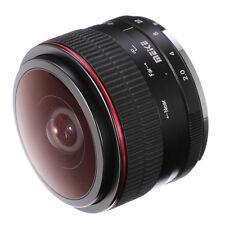 Meike 6.5mm F2.0 Fisheye Lens for Olympus Panasonic M4/3 Mount Mirrorless Camera