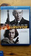 Survivor (Blu-ray Disc, 2015) Former Rental Very Good Condition