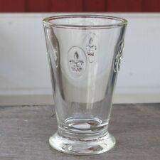 La Rochere Lilie Longdrink Trinkglas Fleur de Lys 6 Becher hoch