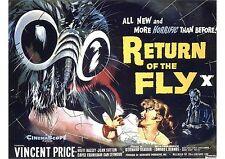 Pre-1970 Reproduction Sci-Fi & Fantasy Film Posters