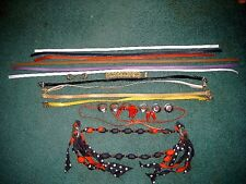 Young Lady Teenage Belt Kit lot--Do It Yourself mix and match belt color & clasp