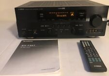 Yamaha RX V663 AV Receiver 7.2 Channel 665 Watt HDMI - Remote & Manual Bundle D2