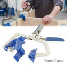90 Degree Right Angle Woodworking Corner Clamps T Joints Gadget Wood for Kreg UK