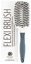 Detangling Brush - Pain Free Natural Boar Bristle Hair Brush With Minerals