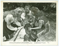 EVELYN ANKERS, JULIE BISHOP original movie photo 1947 LAST OF THE REDMEN