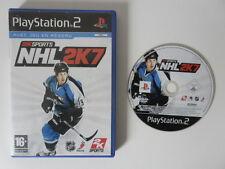 NHL 2K7 - PLAYSTATION 2 - JEU PS2