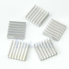 5pcs DIY LED Power Memory Chip IC High Quality 14x14x6mm Aluminum Heat Sink