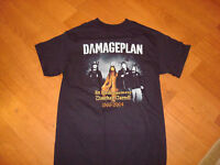 DAMAGEPLAN 2005   DEADSTOCK shirt  SZ SMALL