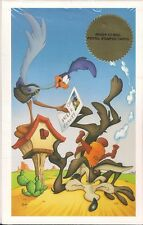 Wile E. Coyote & Road Runner Postal Cards Set Sealed