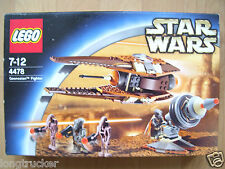 Lego Star Wars 4478 - Geonosian Fighter -  NEU/OVP - Baukasten - Raumschiff -