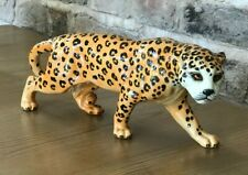 More details for old beswick pottery leopard made in england