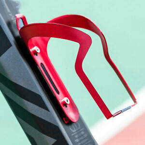 Bike Bottle Holder Aluminum Alloy One Piece Water Cup Road Cycling Bracket Parts