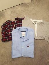 Mens clothing bundle, all saints medium