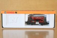 Arnold 4680 échelle N DB SCHOTTERWAGEN trémie wagon avec CHARGE