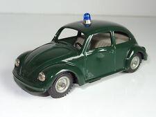 (V) CKO Kellerman West Germany TINPLATE VW VOLKSWAGEN BEETLE POLICE - 403