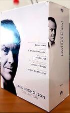 Registi vari, Jack Nicholson Collection (5 DVD), 1974-1990