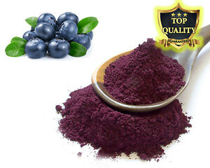 Blueberry Fruit Powder Dried - BEST PRICE!!! - Lollies Jelly Shakes Cake Juice