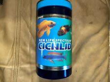 Cichlid Natural Color Enhancing Nutrition Formula, New Life Spectrum 600 Grams